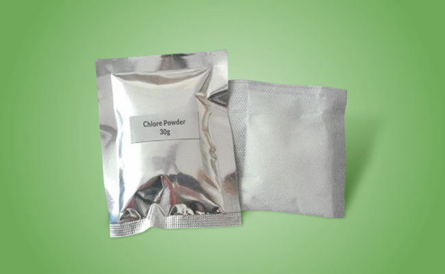 chlore powder 30g